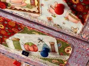 Лоскуты в интерьере. | Ярмарка Мастеров - ручная работа, handmade