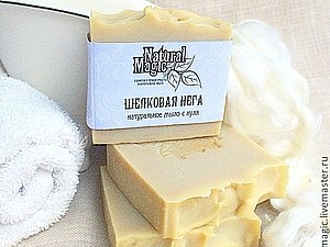 в продаже детское шёлковое натуральное мыло с нуля | Ярмарка Мастеров - ручная работа, handmade