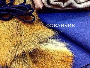 Рецепт приготовления парки OCEAN&ME | Ярмарка Мастеров - ручная работа, handmade