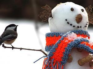 Снежное чудо | Ярмарка Мастеров - ручная работа, handmade