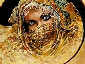 Цветовые решения живописи Кароля Бака | Ярмарка Мастеров - ручная работа, handmade