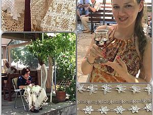 Кружевные и серебряные изделия Кипра. Лефкаритика. | Ярмарка Мастеров - ручная работа, handmade