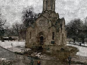 Спасский собор Спасо-Андроникова монастыря.... | Ярмарка Мастеров - ручная работа, handmade
