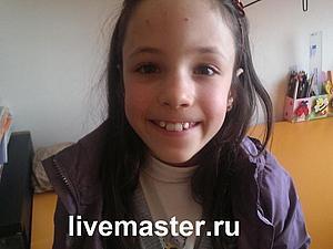 Прием работ на благотворительный аукцион для девятилетней малышки Федерики Якимашко   Ярмарка Мастеров - ручная работа, handmade