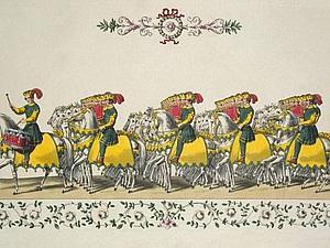 Чепрак и вальтрап: из истории «лошадиной моды». Ярмарка Мастеров - ручная работа, handmade.