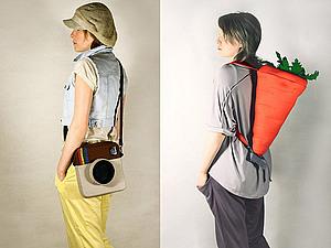 Необычные сумочки: 20 забавных работ | Ярмарка Мастеров - ручная работа, handmade