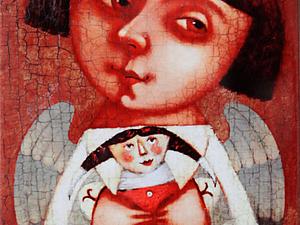 V Московская Международная Выставка «Искусство Куклы»   Ярмарка Мастеров - ручная работа, handmade