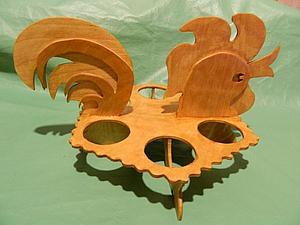 Делаем пасхального петушка (держатель для яиц). Ярмарка Мастеров - ручная работа, handmade.