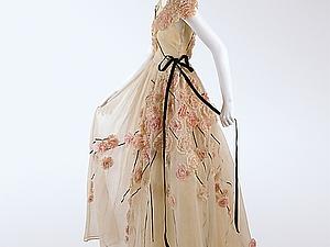 Жанна Ланвен. Нотка романтики - в каждом платье. Ярмарка Мастеров - ручная работа, handmade.