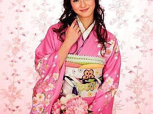 История кимоно. Ярмарка Мастеров - ручная работа, handmade.