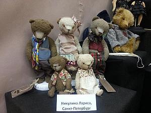 Выставка Время Кукол 14 и участия в конкурсе от журнала Кукольный Mac. | Ярмарка Мастеров - ручная работа, handmade