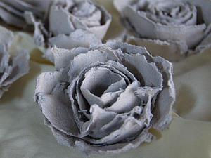 Мило и просто: мастерим цветы из яичных лотков. Ярмарка Мастеров - ручная работа, handmade.
