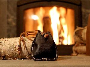 Огниво в костровом Наборе №7 (видеообзор) | Ярмарка Мастеров - ручная работа, handmade