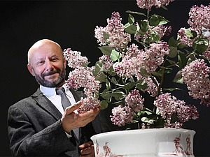 Ботанический фарфор Владимира Каневского. Ярмарка Мастеров - ручная работа, handmade.