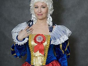 Как купить ткань ..или Наряд для Королевы   Ярмарка Мастеров - ручная работа, handmade
