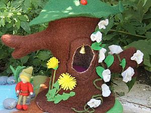 Волшебная полянка. Часть 2. | Ярмарка Мастеров - ручная работа, handmade