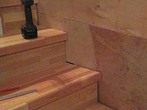 «Одеваем» в дерево бетонные ступени. Часть 1. Подготовительные работы. Ярмарка Мастеров - ручная работа, handmade.