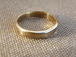 Делаем кольцо из монеты - Ярмарка Мастеров - ручная работа, handmade