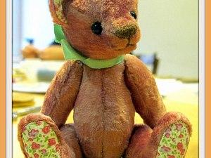 Миниатюрный мишка Тедди. Курс.   Ярмарка Мастеров - ручная работа, handmade