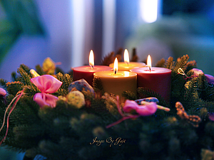 Новогодний Венок. | Ярмарка Мастеров - ручная работа, handmade