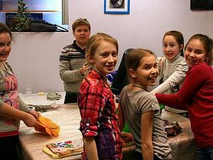 Провожали масленницу - валяли цветы! Фотоотчет о прошедшем мастер классе с детьми. | Ярмарка Мастеров - ручная работа, handmade
