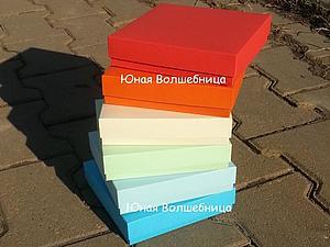СКИДКА 20% на коробочки 15х15х3,5 см!!! Только пять дней!!!   Ярмарка Мастеров - ручная работа, handmade