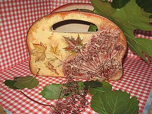 Генерируем Осеннее настроение! | Ярмарка Мастеров - ручная работа, handmade