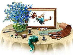 Ceramic Flower участвует в выставке-продаже «Атмосфера творчества» на Тишинке. | Ярмарка Мастеров - ручная работа, handmade