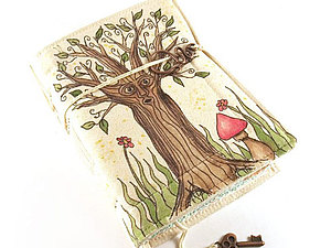 Блокноты Renate Ikinger | Ярмарка Мастеров - ручная работа, handmade