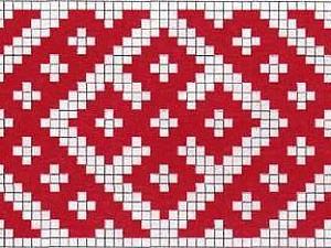Ткацкое плетение схемы