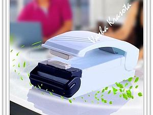 Как пользоваться машинкой для запаивания пакетов. | Ярмарка Мастеров - ручная работа, handmade