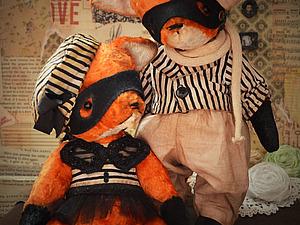 Дополнительные фото Бонни и Клайда. Ярмарка Мастеров - ручная работа, handmade.