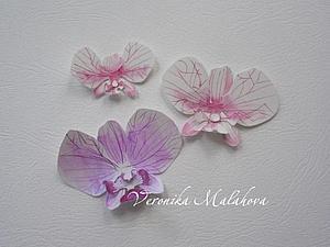 Мастер-класс по созданию орхидеи из бумаги. Скрапбукинг. Ярмарка Мастеров - ручная работа, handmade.