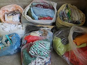 Отдам лоскуты и прочие материалы для творчества (Раменское, МО) | Ярмарка Мастеров - ручная работа, handmade