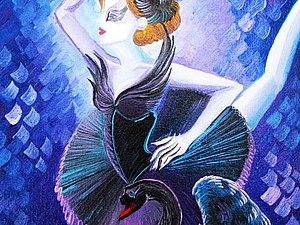 супер цены на картины маслом ))))   Ярмарка Мастеров - ручная работа, handmade