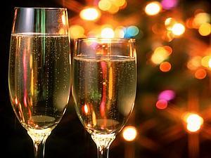 К друзьям на Новый год....   Ярмарка Мастеров - ручная работа, handmade