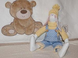 Мастер-класс по вязанию одежды для кукол Тильда, мишек Тедди | Ярмарка Мастеров - ручная работа, handmade