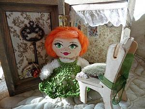 Аукцион с нуля на миниатюру! Комнатка Алисы. | Ярмарка Мастеров - ручная работа, handmade