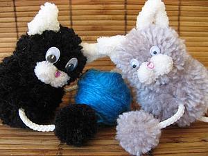 Кошки, Мишки. | Ярмарка Мастеров - ручная работа, handmade