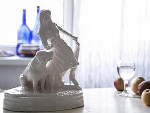Приключения Девочки с собакой | Ярмарка Мастеров - ручная работа, handmade