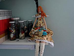 Пуговкина. Фея рукоделия. | Ярмарка Мастеров - ручная работа, handmade