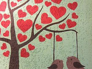 Трафареты для стен | Ярмарка Мастеров - ручная работа, handmade