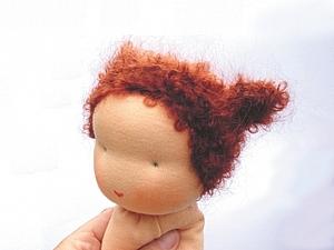 Скоро в наличии кукольны трикотаж и волосы De Witte Engel (Белый ангел), Нидерланды! | Ярмарка Мастеров - ручная работа, handmade