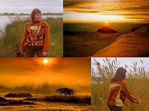 История Африки длинною в год   Ярмарка Мастеров - ручная работа, handmade