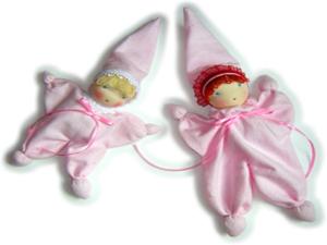 МК Вальдорфская кукла-бабочка от Немолот Марии | Ярмарка Мастеров - ручная работа, handmade