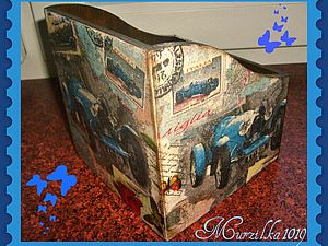 Коробка для пультов.... | Ярмарка Мастеров - ручная работа, handmade