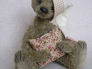 Курс «Первое знакомство с миром мишек Тедди»   Ярмарка Мастеров - ручная работа, handmade