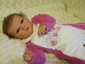 Малышка Снежана-куклы реборн Инны Богдановой. | Ярмарка Мастеров - ручная работа, handmade
