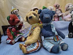 Hello Teddy 2014. Панды, медведи. | Ярмарка Мастеров - ручная работа, handmade