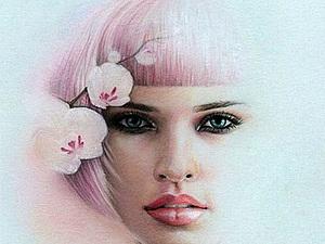 Женские образы в картинах австралийской художницы Bec Winnel: 15 бесконечно мягких работ. Ярмарка Мастеров - ручная работа, handmade.